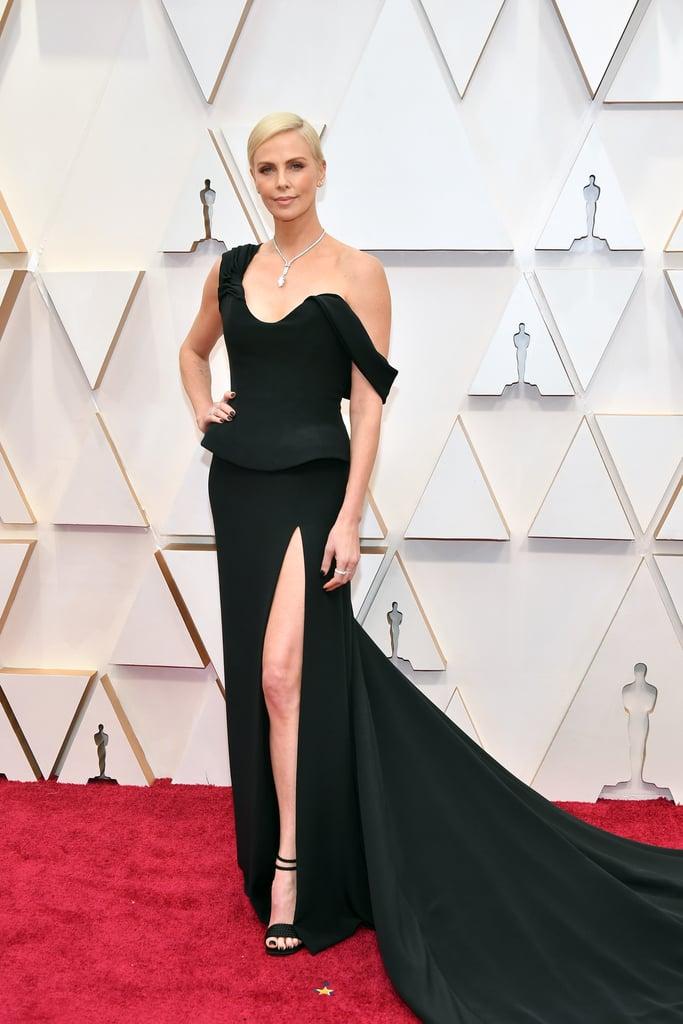 Charlize Theron no Oscar 2020