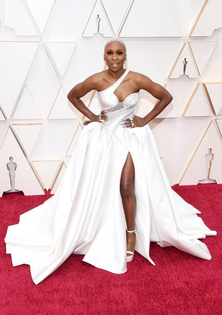 Cynthia Erivo no Oscar 2020