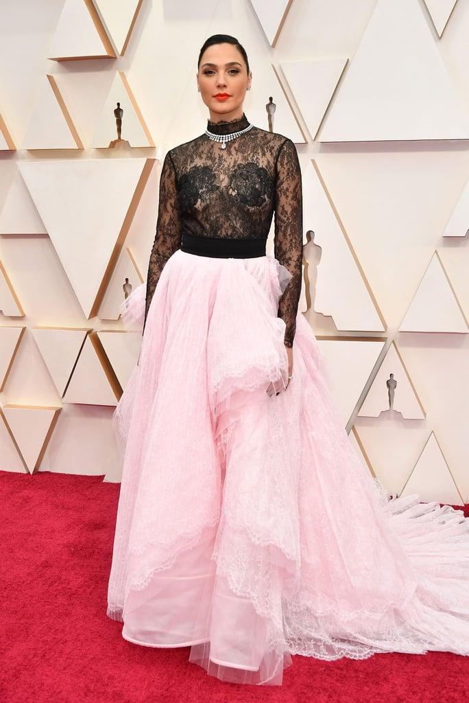 Gal Gadot no Oscar 2020
