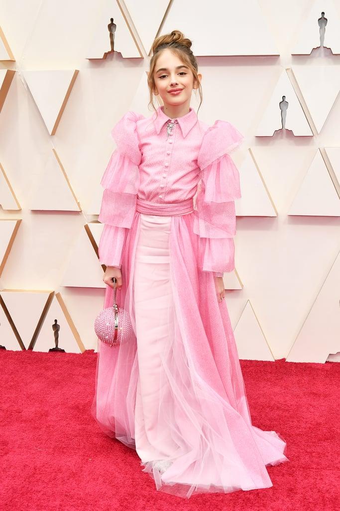 Julia Butters no Oscar 2020