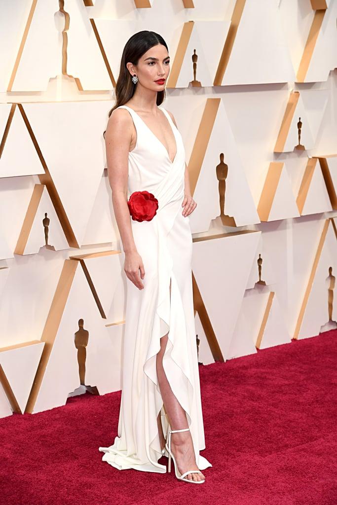 Lily Aldridge no Oscar 2020