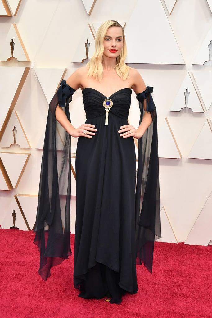 Margot Robbie no Oscar 2020
