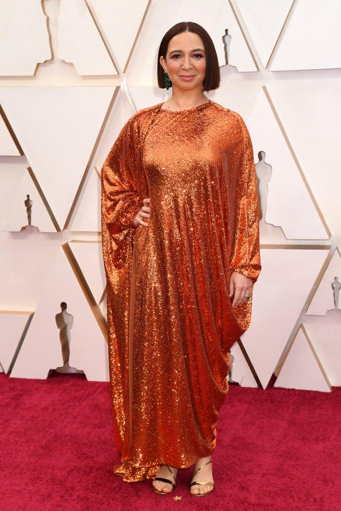 Maya Rudolph no Oscar 2020
