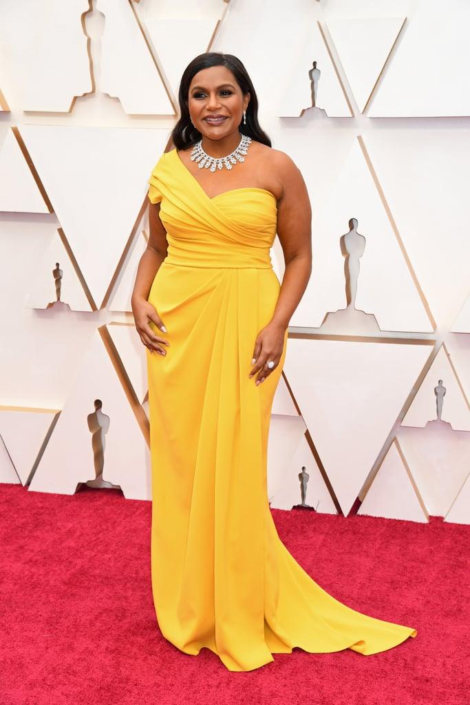 Mindy Kaling no Oscar 2020