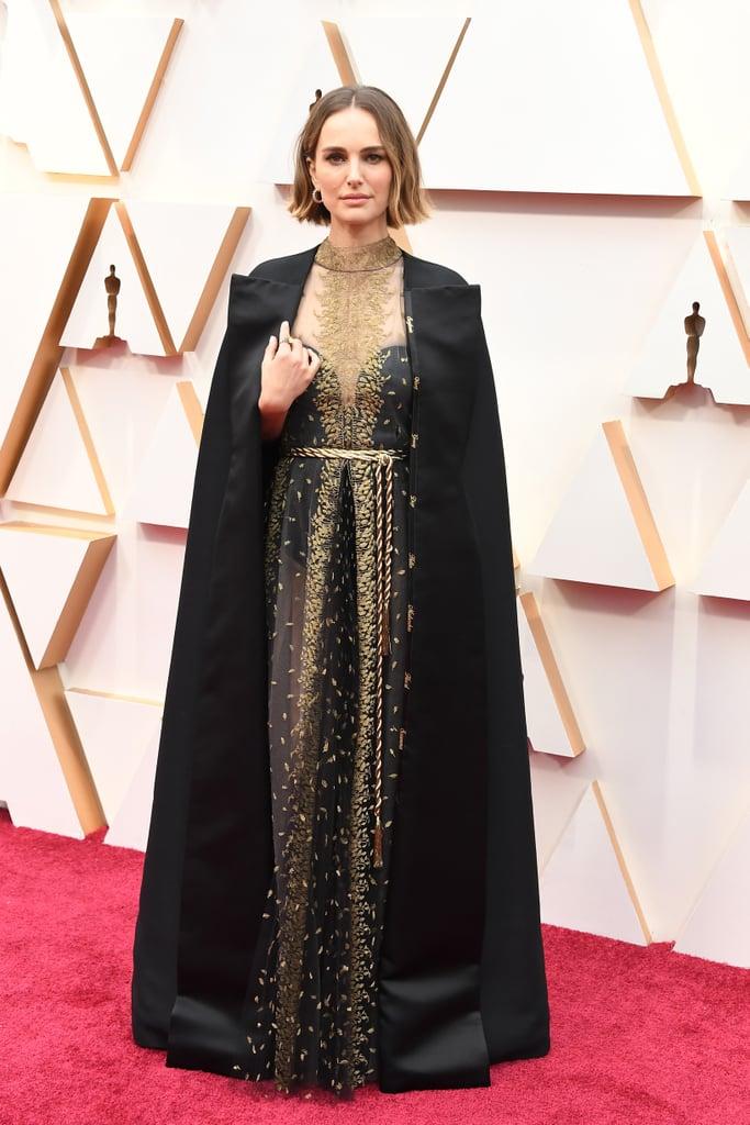 Natalie Portman no Oscar 2020