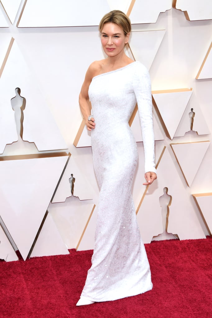 Renée Zellweger no Oscar 2020