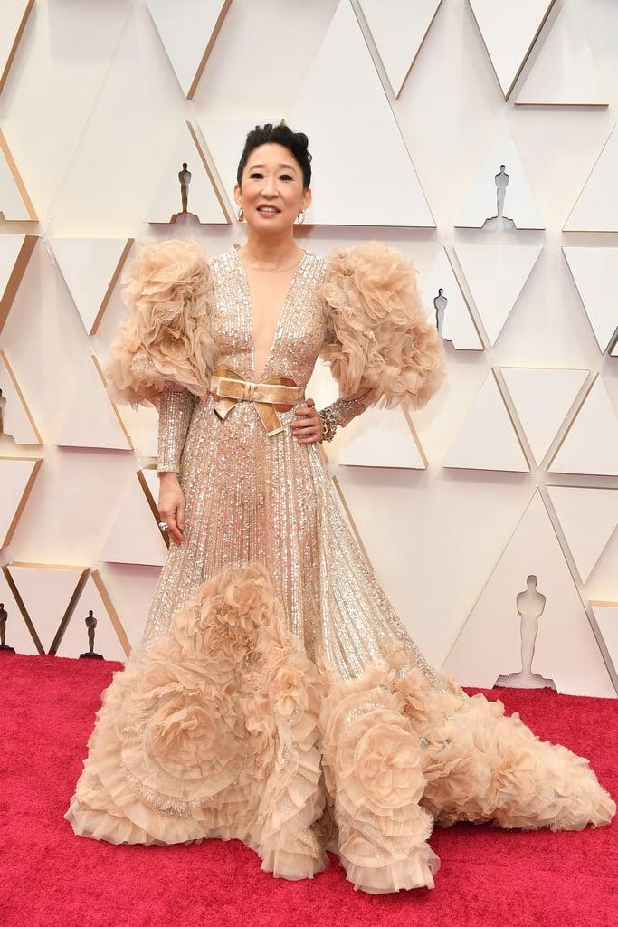 Sandra Oh no Oscar 2020