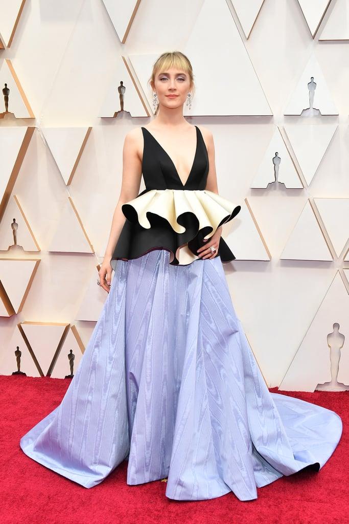 Saoirse Ronan no Oscar 2020