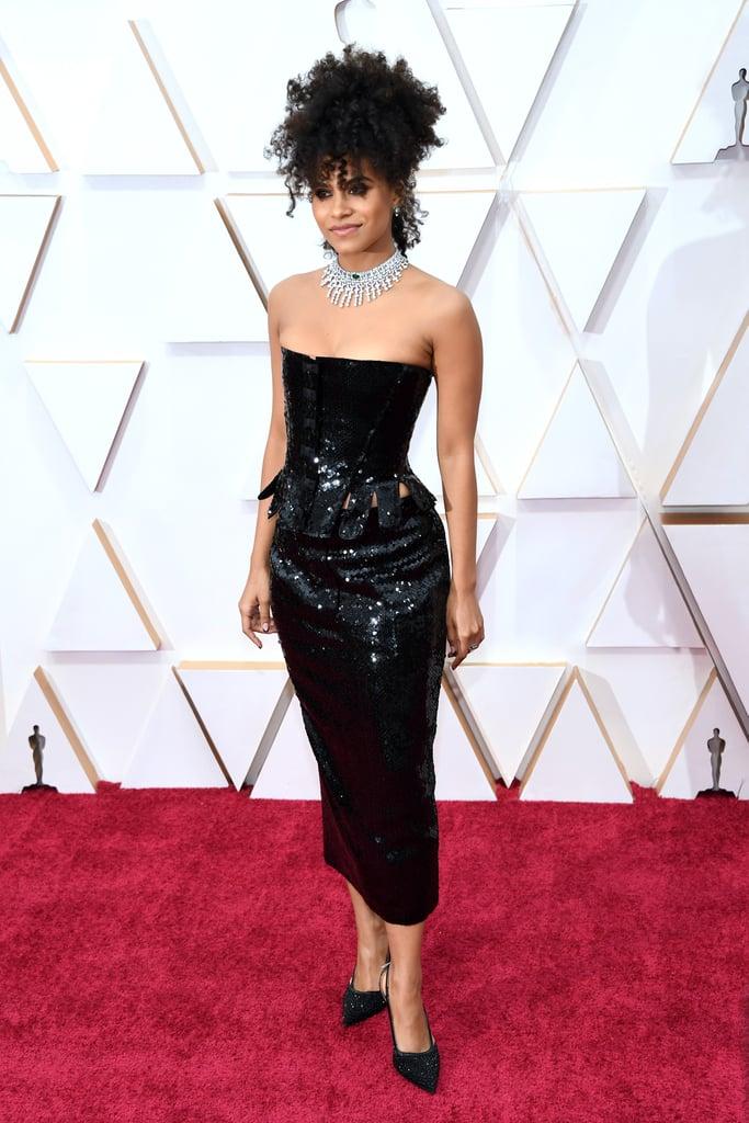 Zazie Beetz no Oscar 2020