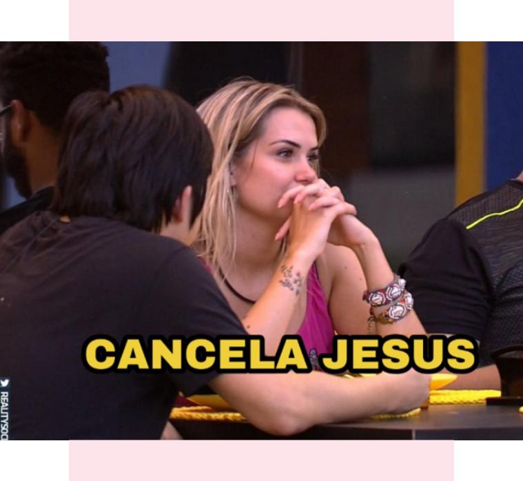 marcela bbb 20 cancela Jesus