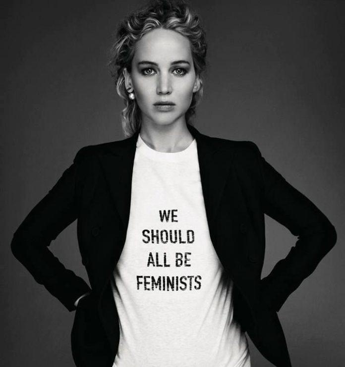 jlaw FEMINISMO CELBS