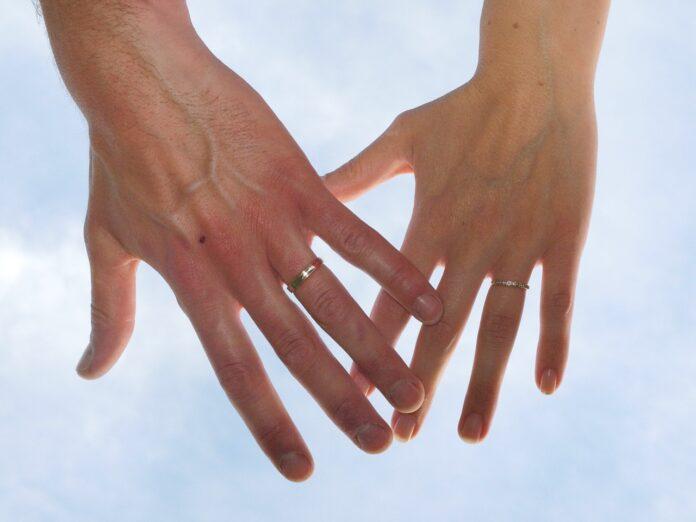 aliança de namoro