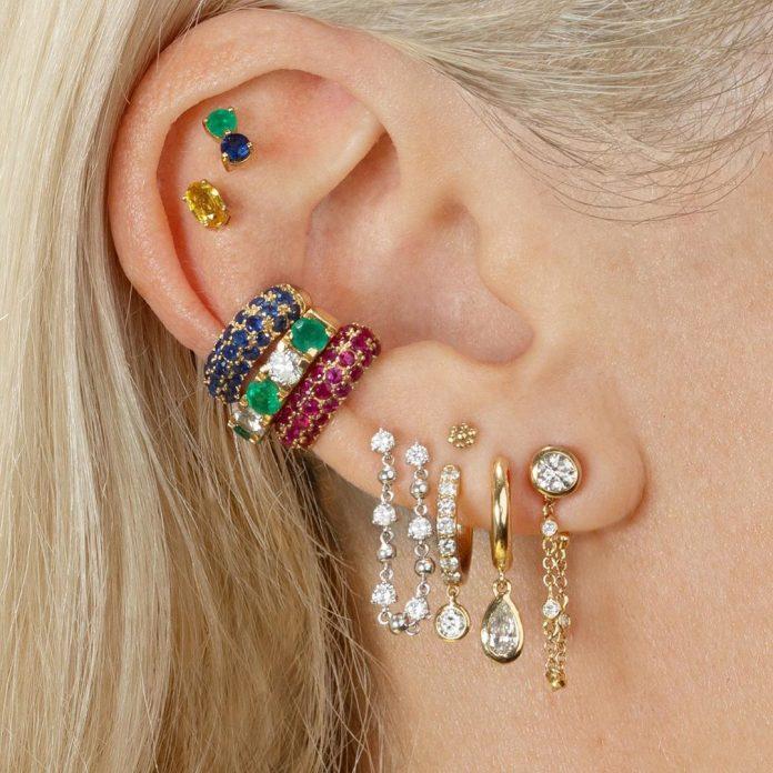piercings modernos